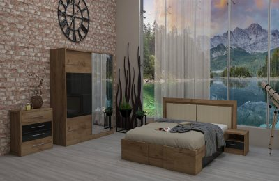 Спален комплект DACOTA + скрин